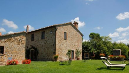 Agriturismo Lamone, val d'Orcia
